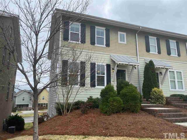 27 Winkler Way, Chapel Hill, NC 27516 (#2311444) :: Marti Hampton Team brokered by eXp Realty