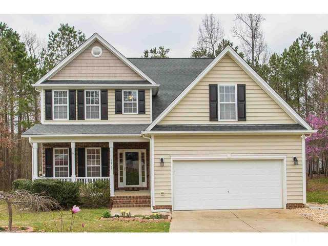 1201 Magnolia Hill Road, Garner, NC 27529 (#2311450) :: The Perry Group