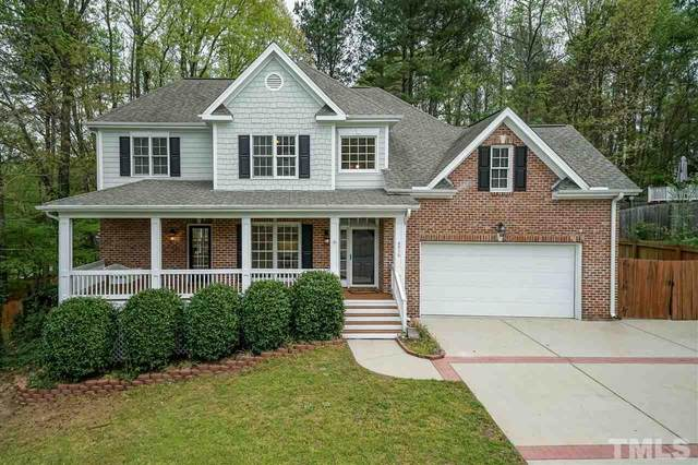 8516 Parlange Woods Lane, Wake Forest, NC 27587 (#2311476) :: Team Ruby Henderson