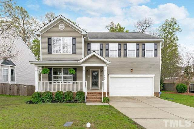 104 Holly Thorn Trace, Holly Springs, NC 27540 (#2311533) :: The Results Team, LLC
