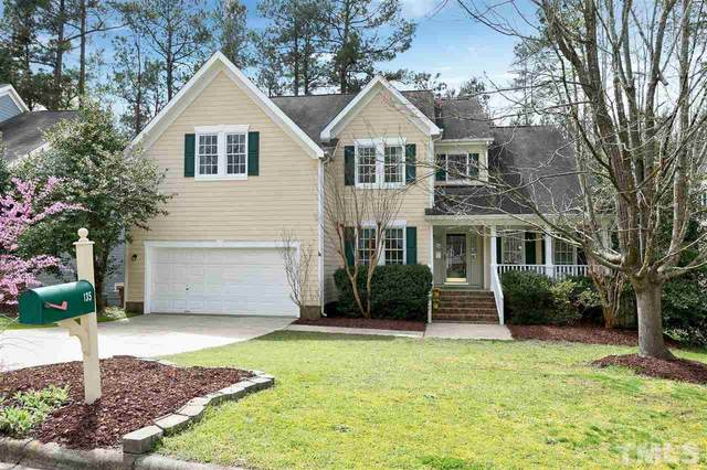 135 Swan Quarter Drive, Cary, NC 27519 (#2311537) :: The Results Team, LLC