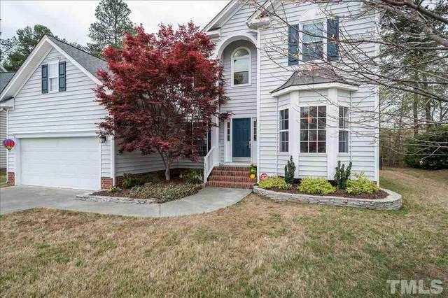 102 Church Steeple Lane, Morrisville, NC 27560 (#2311545) :: Rachel Kendall Team