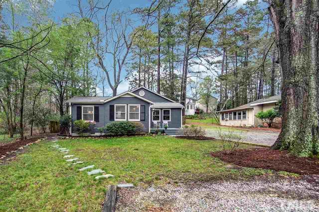 136 Weaver Dairy Road, Chapel Hill, NC 27514 (#2311547) :: The Jim Allen Group