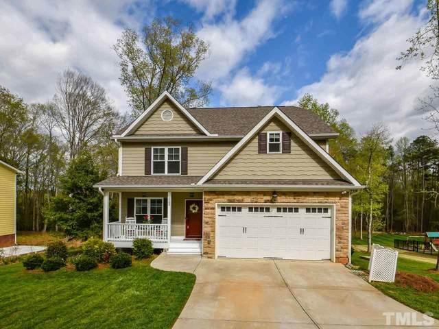 5509 Fantasy Moth Drive, Garner, NC 27529 (#2311555) :: The Jim Allen Group