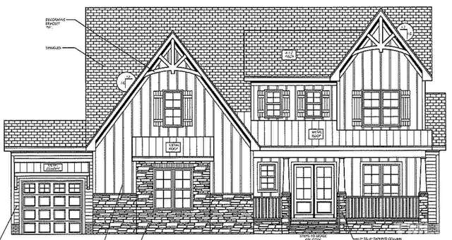 1225 Argentum Street, Wake Forest, NC 27587 (#2311583) :: RE/MAX Real Estate Service