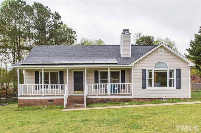241 Deep Creek Drive, Clayton, NC 27520 (#2311595) :: The Perry Group