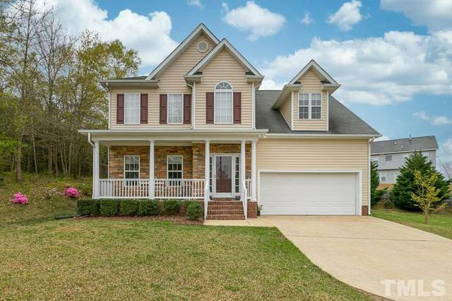 116 Alaverde Way, Garner, NC 27529 (#2311605) :: The Jim Allen Group