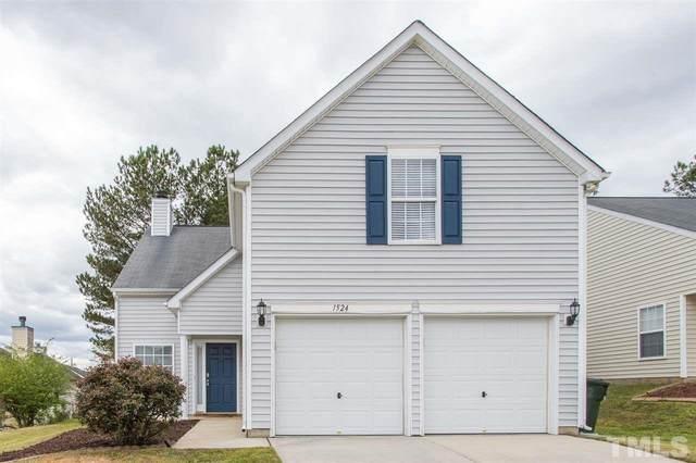 1524 Cricket Ridge Drive, Raleigh, NC 27610 (#2311613) :: RE/MAX Real Estate Service