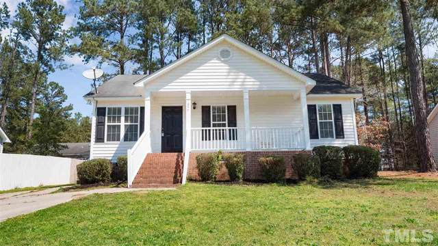 1049 Mailwood Drive, Knightdale, NC 27545 (#2311651) :: Raleigh Cary Realty