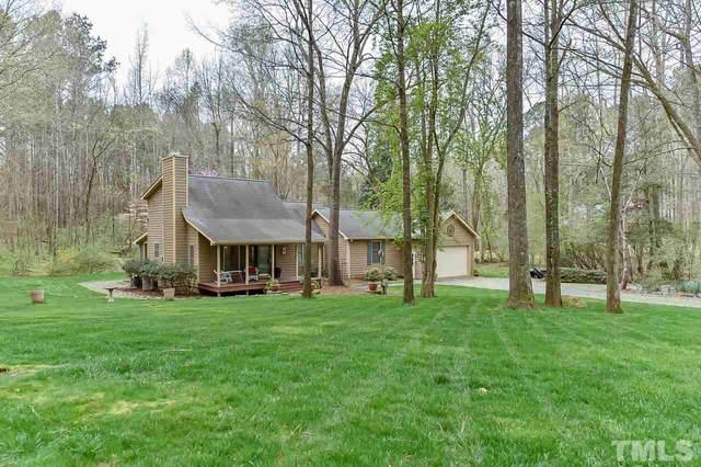 1403 Tallyho Trail, Chapel Hill, NC 27516 (#2311655) :: Marti Hampton Team brokered by eXp Realty