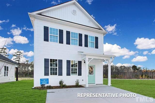 138 Yellow Jacket Ridge, Clayton, NC 27520 (#2311711) :: Dogwood Properties