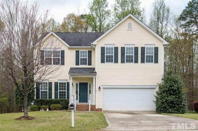 1241 Marbank Street, Wake Forest, NC 27587 (#2311720) :: Real Estate By Design