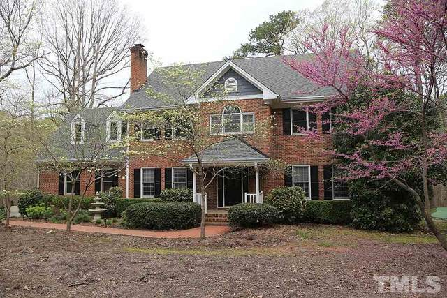 1800 Deer Fern Drive, Raleigh, NC 27606 (#2311731) :: Triangle Just Listed