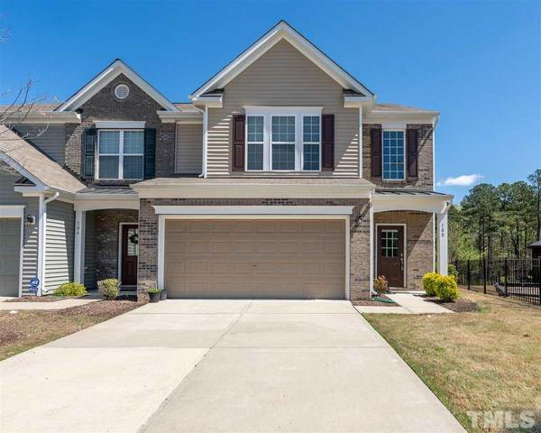 100 Kathleen Court, Morrisville, NC 27560 (#2311748) :: The Jim Allen Group