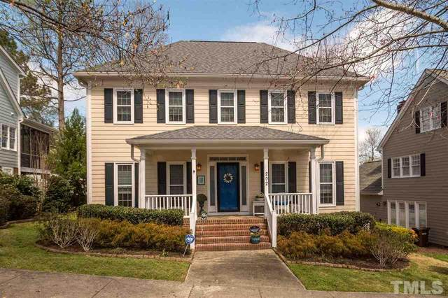 202 Parkside Circle, Chapel Hill, NC 27516 (#2311768) :: M&J Realty Group