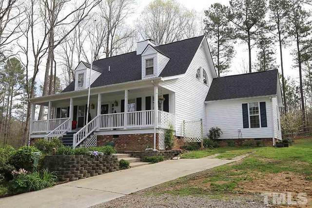 410 Wrenn Road, Oxford, NC 27565 (#2311806) :: Marti Hampton Team brokered by eXp Realty