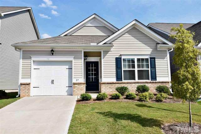 27 Pathway Drive, Clayton, NC 27527 (#2311827) :: M&J Realty Group