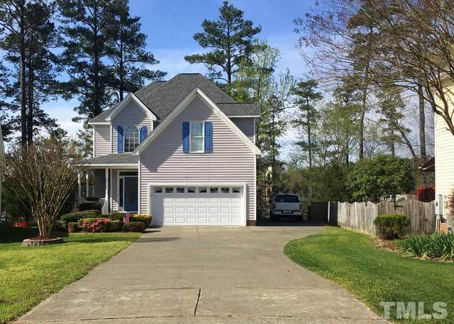 1224 Miracle Drive, Wake Forest, NC 27587 (#2311840) :: M&J Realty Group