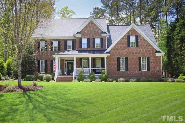 3708 Knollcreek Drive, Apex, NC 27539 (#2311852) :: Dogwood Properties