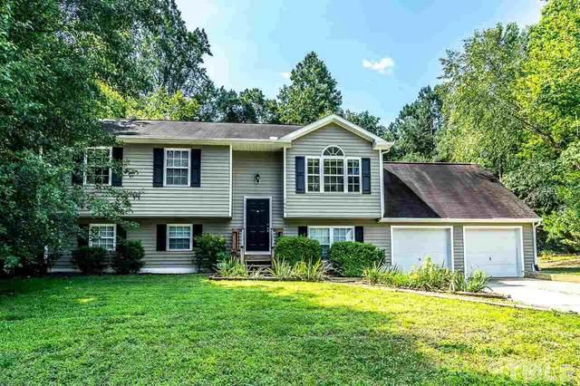 1464 Huntdell Main Drive, Wendell, NC 27591 (#2311887) :: M&J Realty Group