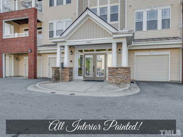 1401 Coopershill Drive #301, Raleigh, NC 27604 (#2311919) :: Classic Carolina Realty