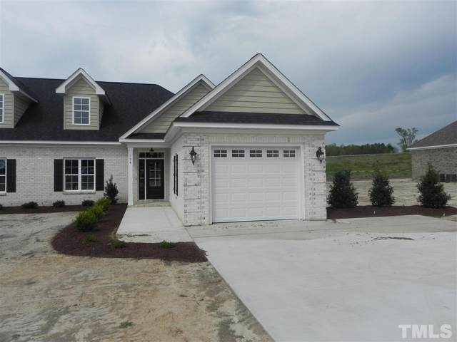 124 Titleist Drive, Goldsboro, NC 27530 (#2311959) :: Marti Hampton Team brokered by eXp Realty