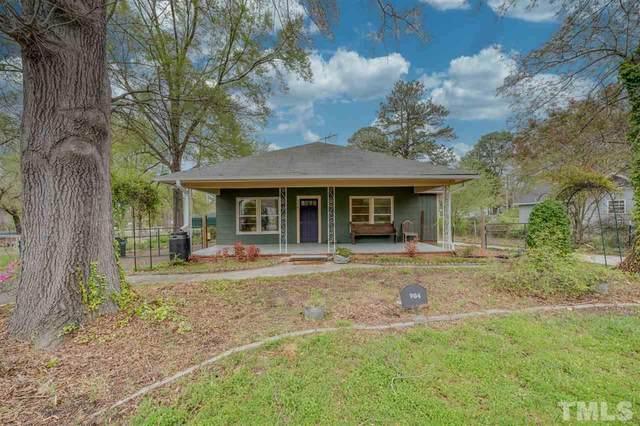 904 Pleasant Drive, Durham, NC 27302 (#2311965) :: Dogwood Properties