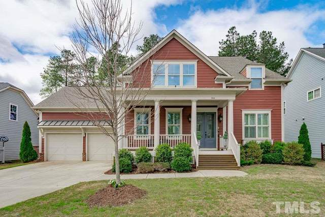 204 Echo Creek Place, Apex, NC 27539 (#2311986) :: Marti Hampton Team brokered by eXp Realty