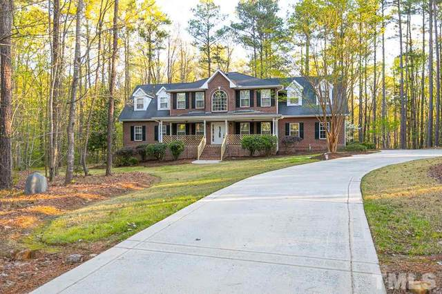 53 Weaver Trail, New Hill, NC 27562 (#2311988) :: Marti Hampton Team brokered by eXp Realty