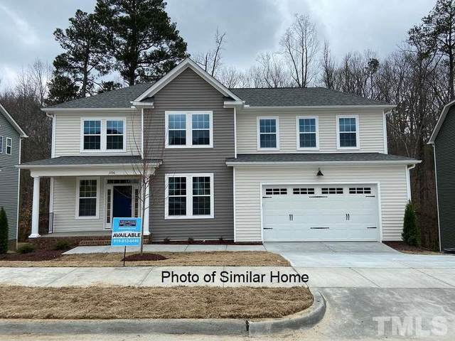 1506 Sunny Days Drive #49, Knightdale, NC 27545 (#2312021) :: Marti Hampton Team brokered by eXp Realty