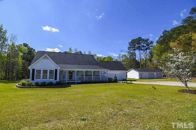 8170 E Nc 42 Highway, Selma, NC 27576 (#2312024) :: The Beth Hines Team