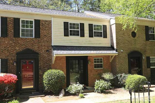 6371 New Market Way #6371, Raleigh, NC 27615 (#2312039) :: The Results Team, LLC