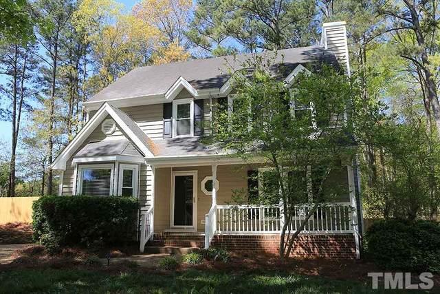 5421 Rhett Drive, Raleigh, NC 27606 (#2312044) :: Marti Hampton Team brokered by eXp Realty