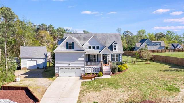 26 Rean Court, Angier, NC 27501 (#2312076) :: Marti Hampton Team brokered by eXp Realty