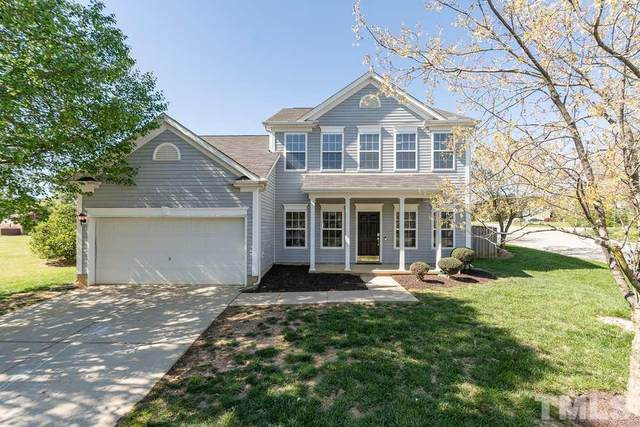 3000 Fletchermill Court, Apex, NC 27539 (#2312079) :: Marti Hampton Team brokered by eXp Realty