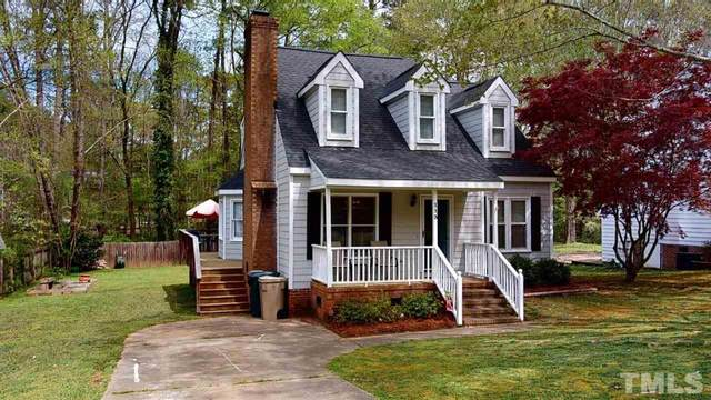 113 Whithorne Drive, Garner, NC 27529 (#2312097) :: The Jim Allen Group