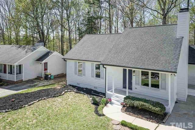 4117 Timberbrook Drive, Raleigh, NC 27616 (#2312127) :: Realty World Signature Properties