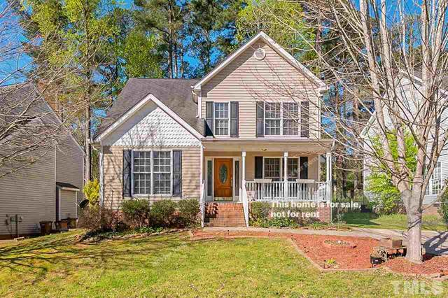 217 Whistling Swan Drive, Wake Forest, NC 27587 (#2312132) :: M&J Realty Group