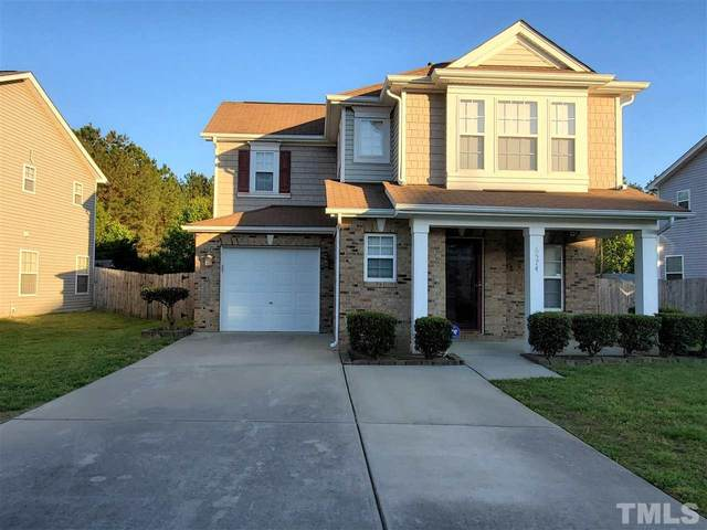 6574 Guard Hill Drive, Raleigh, NC 27610 (#2312161) :: Realty World Signature Properties