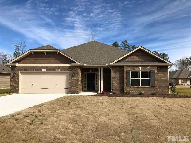 49 Parkside Drive, Lillington, NC 27546 (#2312174) :: Realty World Signature Properties