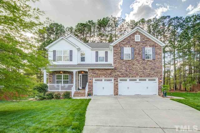 145 Twin Court, Garner, NC 27529 (#2312175) :: The Jim Allen Group