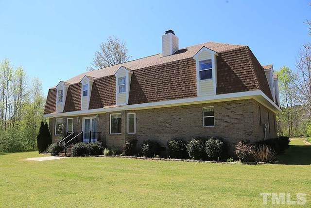 58 Hogwood Road, Louisburg, NC 27549 (#2312183) :: The Jim Allen Group
