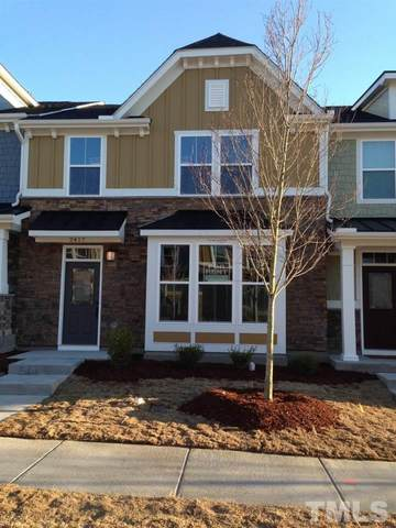2417 Historic Circle, Morrisville, NC 27560 (#2312203) :: Triangle Top Choice Realty, LLC