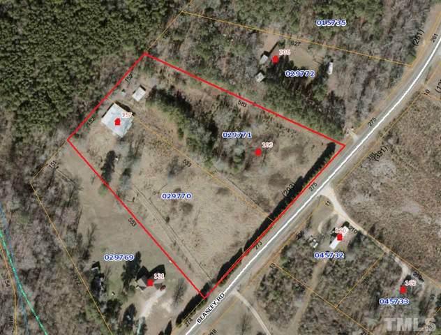 157/183 Beasley Road, Louisburg, NC 27549 (#2312209) :: Triangle Top Choice Realty, LLC