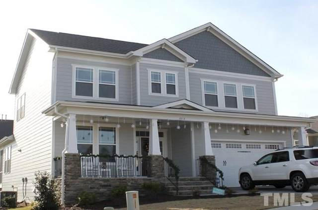 1012 Woodland Grove Way, Wake Forest, NC 27587 (#2312212) :: M&J Realty Group
