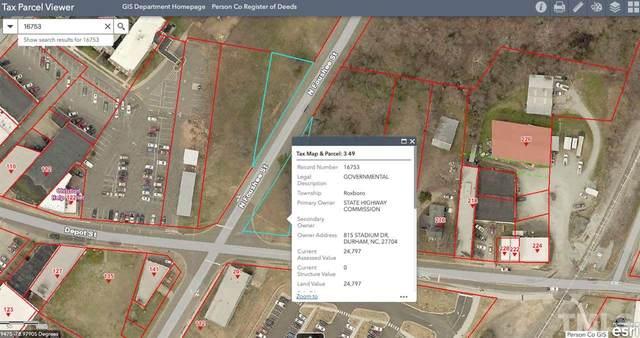 0 N Foushee Street, Roxboro, NC 27573 (#2312218) :: The Jim Allen Group