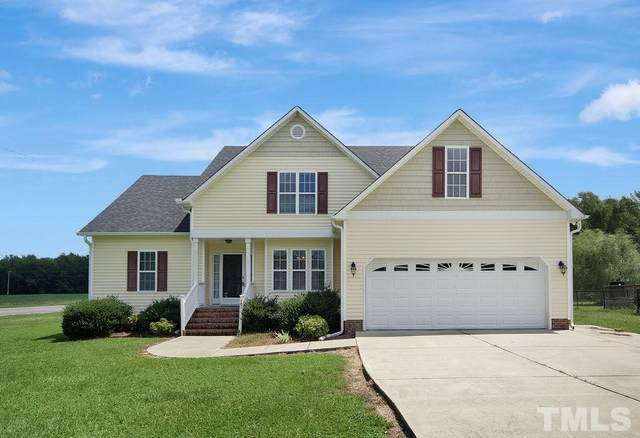 101 Lee Trace Drive, Smithfield, NC 27577 (MLS #2312260) :: On Point Realty