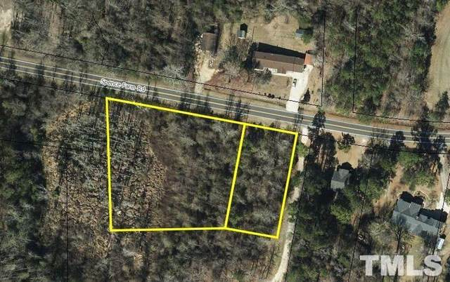 5225 Lot 1 Spence Farm Road, Holly Springs, NC 27540 (#2312267) :: Rachel Kendall Team
