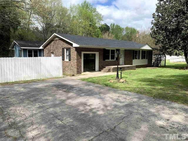 635 Ronald Tharrington Road, Louisburg, NC 27549 (#2312268) :: The Jim Allen Group