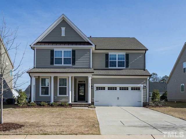 112 Morgan Ridge Road, Holly Springs, NC 27540 (#2312269) :: Rachel Kendall Team